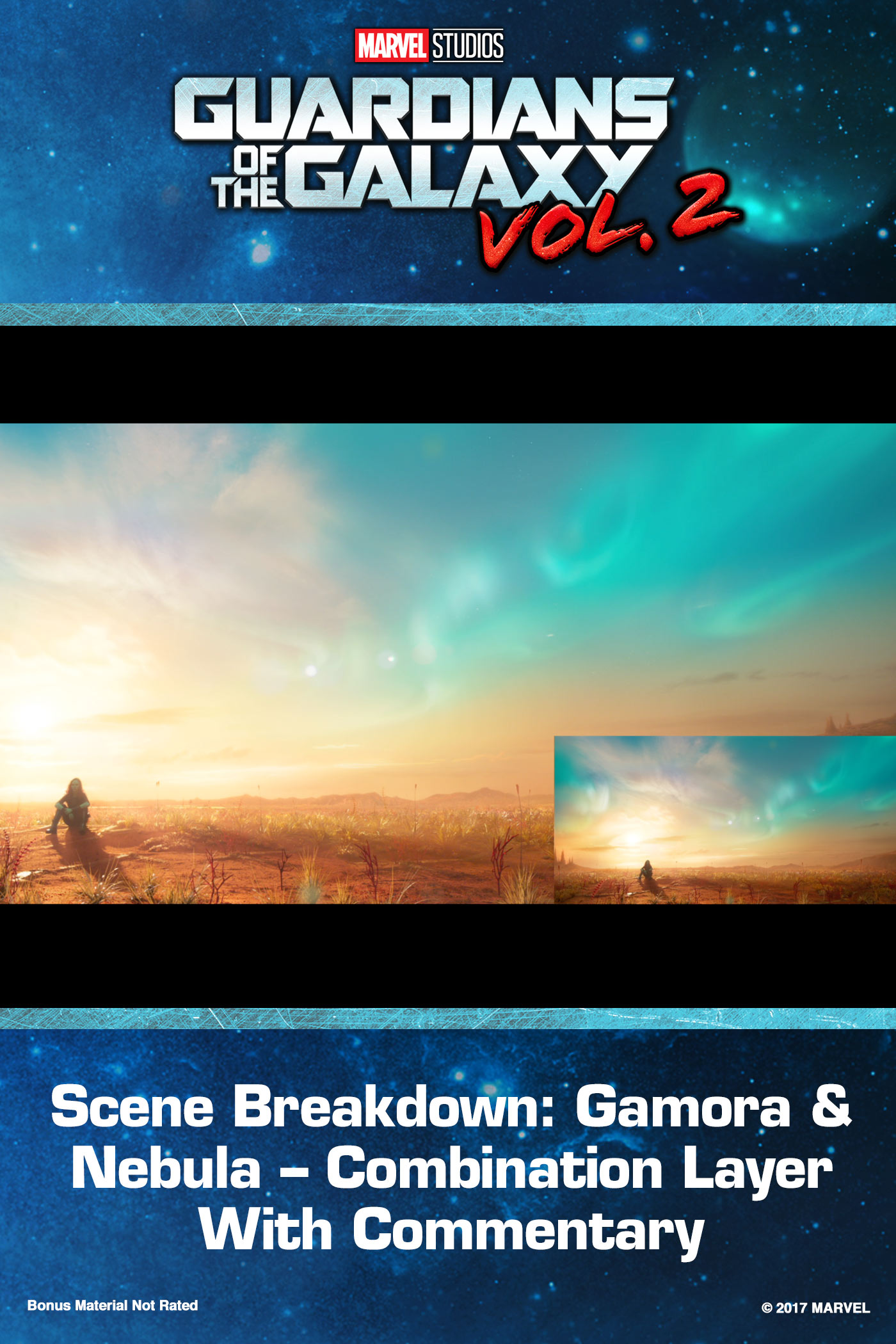 Scene Breakdown: Gamora & Nebula – Combination Layer With Commentary