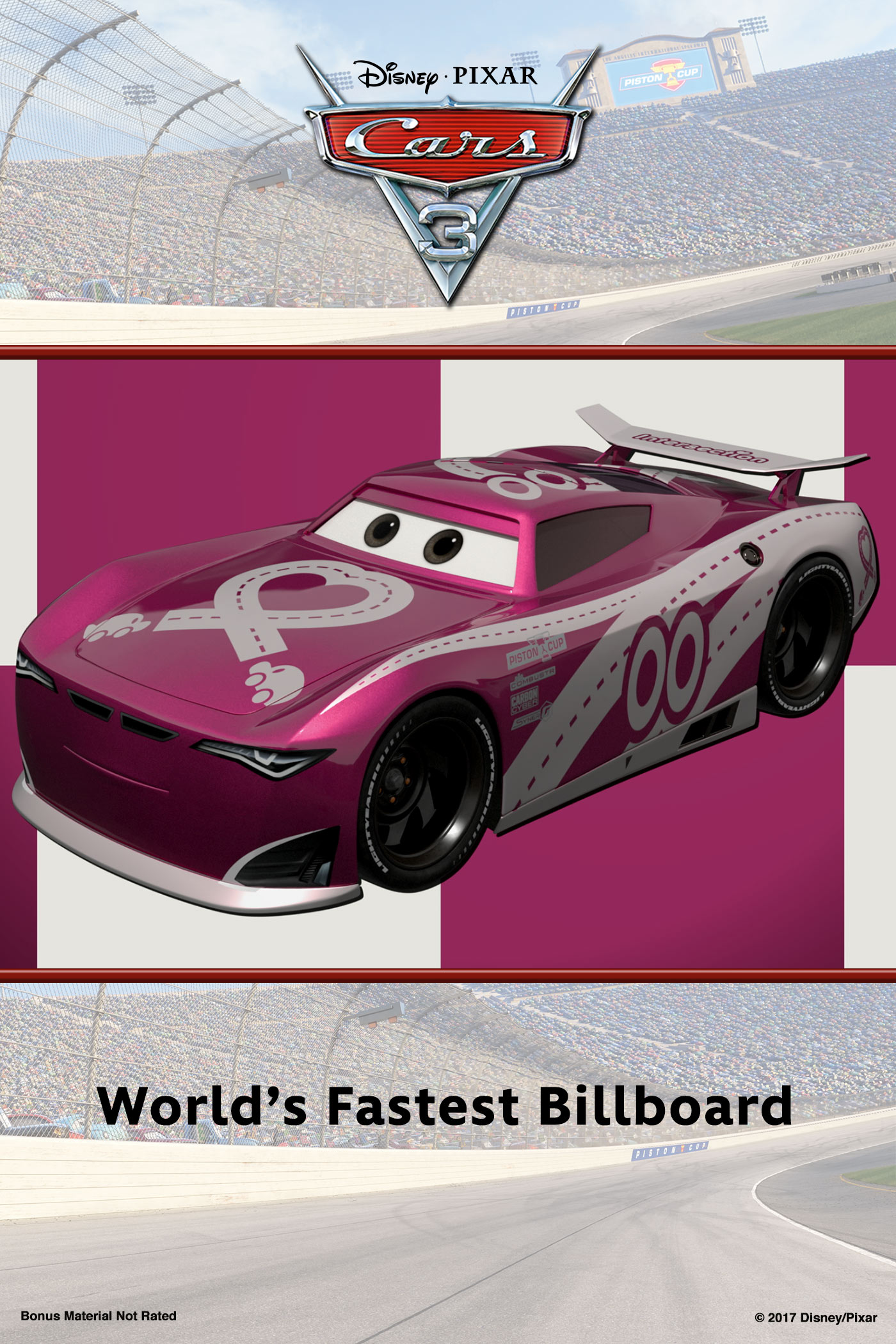 World's Fastest Billboard