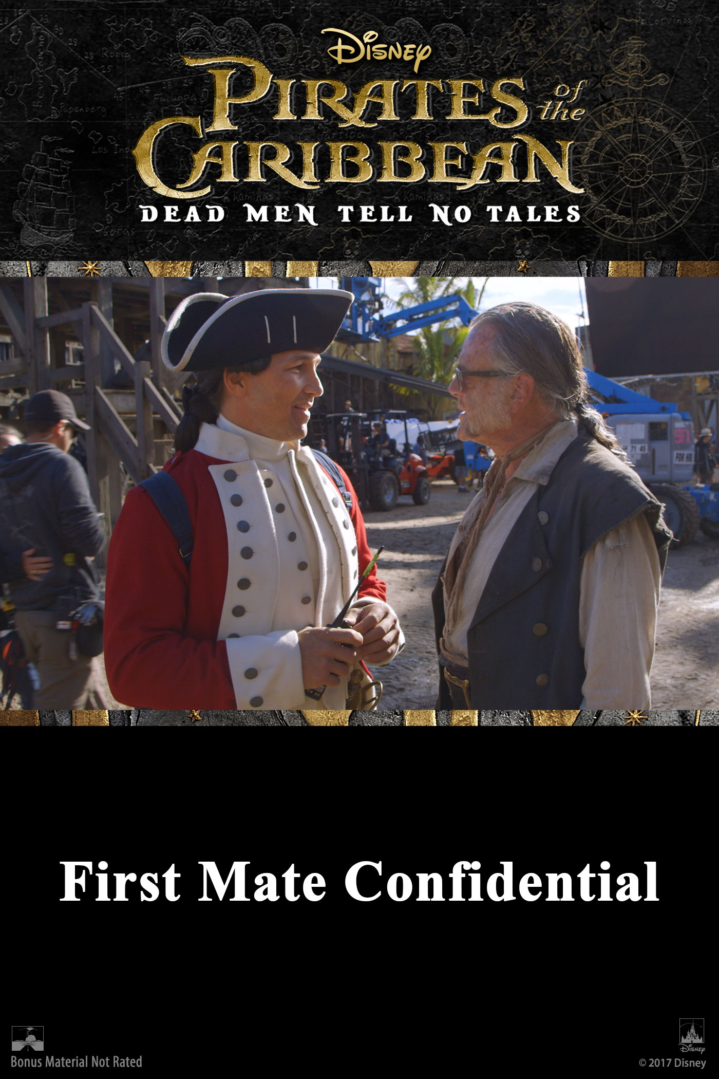 First Mate Confidential