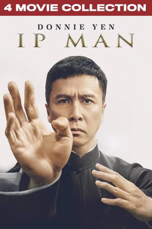 IP Man 4-Movie Collection Bundle (Digital HD)
